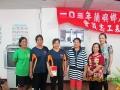 團體獎第一名 — 東清志工